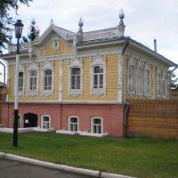 Красивый дом, Большеречье