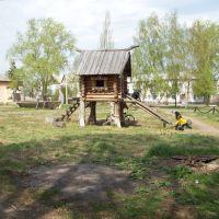 Игровая площадка, Большеречье