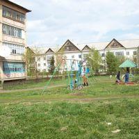 Детский городок, Большеречье