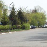 Дорога в центр, Большеречье