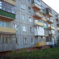 Окна жилых массивов, Большеречье