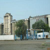 элеватор, Исилькуль