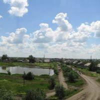 Isilkuls panorama (Панорама Исилькуля), Исилькуль