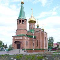Церковь, Калачинск