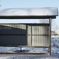 Остановка общественного транспорта, Калачинск