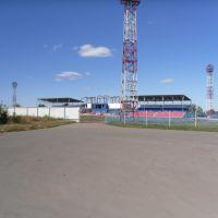 Разобранный стадион, Калачинск