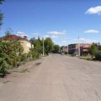 улица, Калачинск