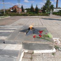 вечный огонь, Калачинск