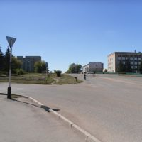 дом советов, Калачинск