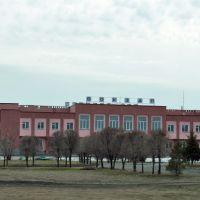 Вокзал Калачинска, Калачинск