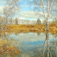 Весеннее отражение, Калачинск