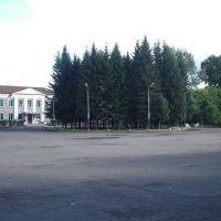 Колосовка - центр поселка, Колосовка