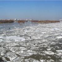 Плывёт зима на краешек земли, Любинский