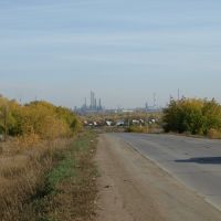 Нефтекомбинат, Любинский
