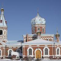 Большекулачье. Свято-Никольский монастырь. Церковь Николая Чудотворца, Любинский