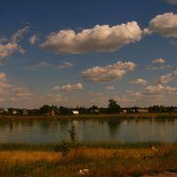 Солёное озеро (25.07.2009), Любинский