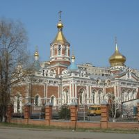 Church on Ulitsa Truda, Любинский