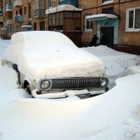 Намело... 09.03.2013, Любинский
