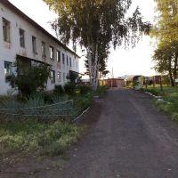 п.г.т. Марьяновка ул.Северная 1а, Марьяновка