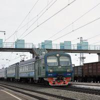 Станция Марьяновка, Марьяновка
