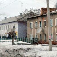 Цветные дома в Марьяновке, Марьяновка