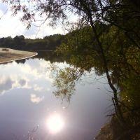 река Тара, Муромцево
