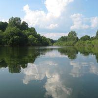 старица реки Тара, Муромцево