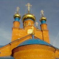 Тыл Церкови в честь Тихвинской иконы Божией Матери, Муромцево