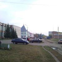 р.п. Муромцево, Муромцево