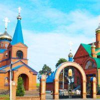 Муромцевская церковь, Муромцево
