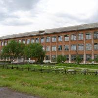 Школа №1, Называевск