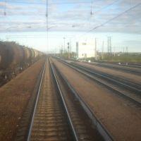 Станция Называевская, Называевск