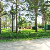 Церковь в проекте, Нижняя Омка