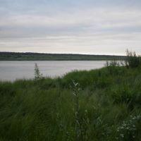 Иртыш в августе, Нововаршавка
