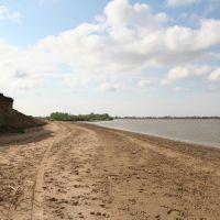 песчаный берег, Нововаршавка