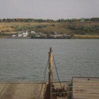 ПАРОМ ЧЕРЛАК, Нововаршавка