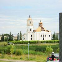 Храм с озера, Одесское