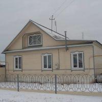 Пролетарская 1 лучший дом 2008, Оконешниково