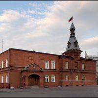 Omsk. Municipal duma building., Омск