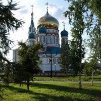 Uspenskiy Sobor, Омск