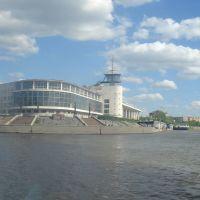 River Port Irtysh, Омск