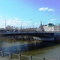 Мост Юбилейный, Омск