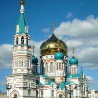 Омск. Успенский кафедральный собор, Омск