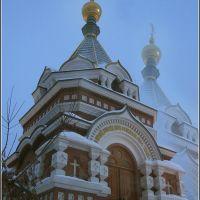 Крещенское утро морозное, Омск