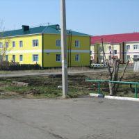 ул. Космонавтов, Павлоградка