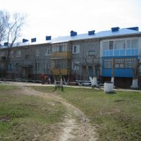 ул. Космонавтов д.14, Павлоградка