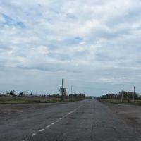 20130824 перекресток, Павлоградка