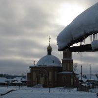 зима, Седельниково