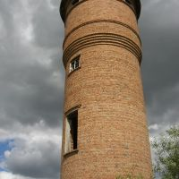 Водонапорная башня, Лесной переулок, Таврическое