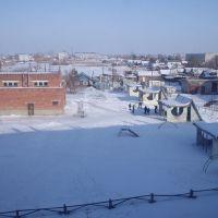 Зима рп.Таврическое, Таврическое